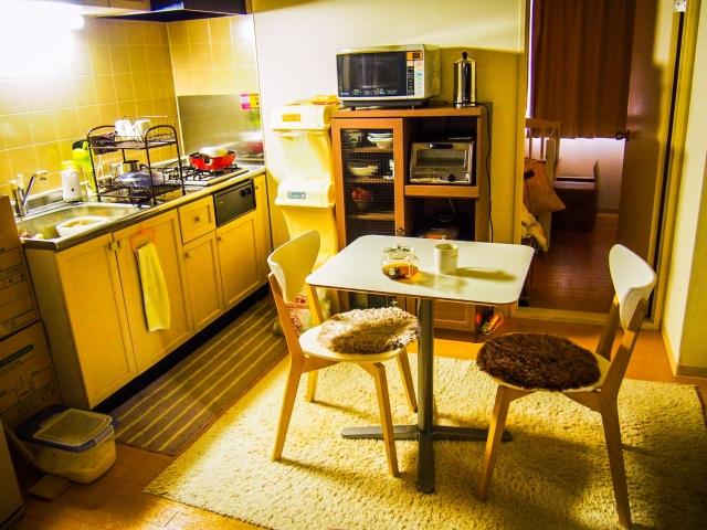 3畳しかないキッチン!どんなレイアウトなら狭く感じない?