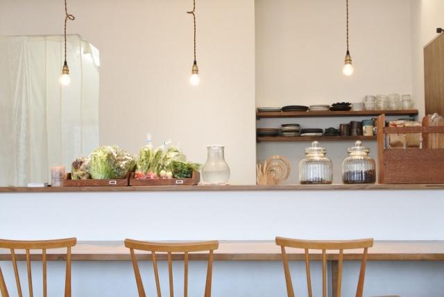 キッチンのカウンターはどれくらいの奥行きだと使いやすい?