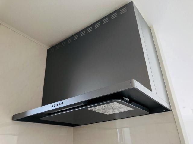 キッチンの換気扇はカバーを付けてお手入れを楽にしよう!
