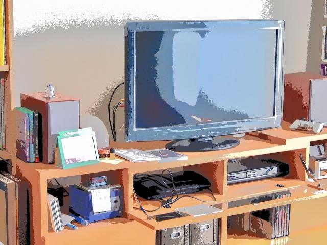 テレビのサイズを確認したい!型番・インチ換算・測り方紹介