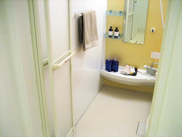1人暮らしのお風呂場をおしゃれにインテリアコーディネート
