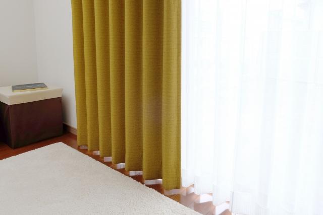 長すぎる?短すぎる?カーテンの長さを上手に調整しよう!