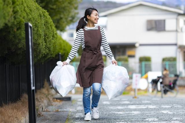 カーペットは素材や種類も様々!ゴミの出し方に注意しよう