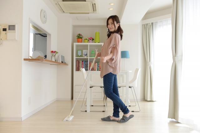 家事が苦手な女子必見!お部屋をきれいに掃除する方法