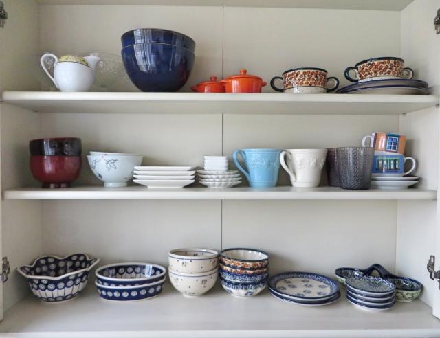 食器棚の上を活用!スペースを無駄にしない収納アイデア5選