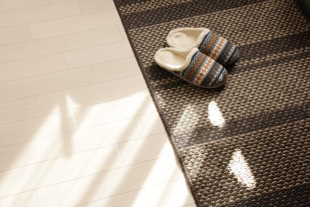 カーペットを洗濯して清潔に!洗濯方法と理想的な洗濯頻度