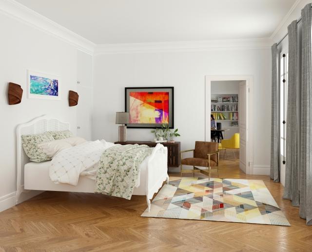ベッド下の収納力アップ!高さを変える方法と収納術