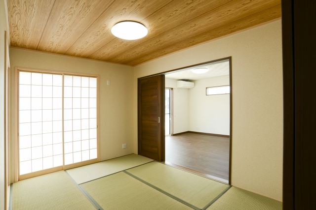 マンションの和室を寝室に!ベッドを置く際の注意点とは