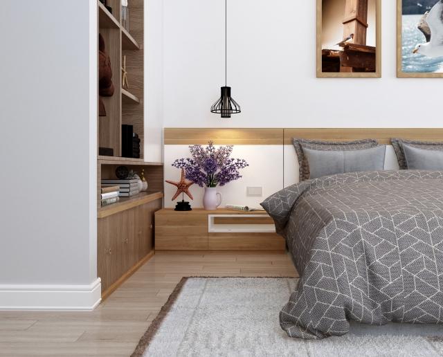 おしゃれな部屋に合う!様々なスタイルに合うベッドの種類
