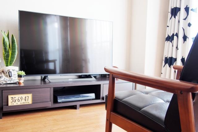 ワンルームのテレビは何インチが妥当?おすすめのサイズは?