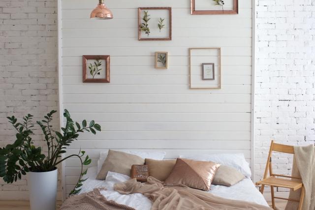 インテリアをおしゃれに!壁飾りでお部屋を楽しく彩ろう