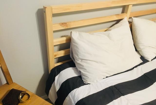 毎日快適に休めるベッド周りのインテリアコーディネート