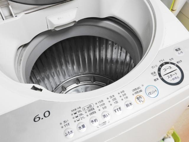 ベランダに洗濯機を置きたい!コンセントがないときの対処法