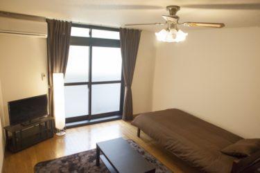 1Kの狭いお部屋にもソファやベッドを置く方法をご紹介!