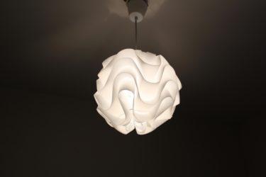 インテリアをおしゃれに演出したい!上手な照明の選び方は?