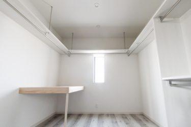ウォークインクローゼットの収納法!おすすめの家具とは?