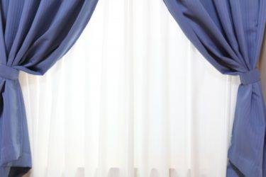 カーテンで部屋をおしゃれに!初心者にもおすすめの種類
