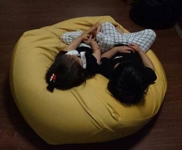 無印良品のソファで癒しを!人をダメにするソファの使い方