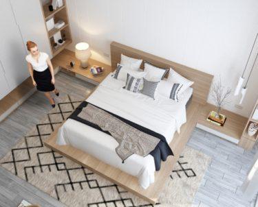 アメリカのベッドはサイズ以外にも日本とこんなにも違う!