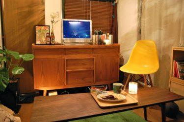 憧れの一生ものの家具を追究!イームズのチェア&テーブル