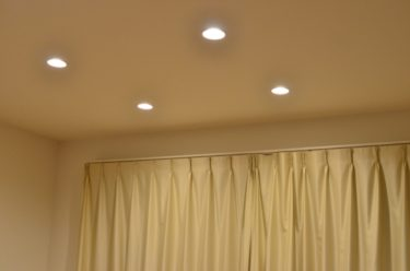 雰囲気ある照明「ダウンライト」とは?配置はどうする?