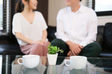 憩いの空間にダイニングテーブルがおすすめ【二人暮らし編】