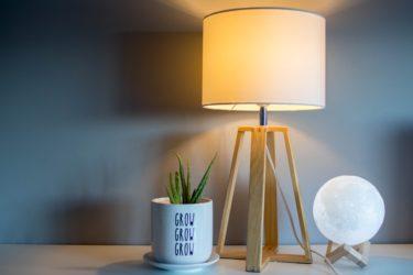 間接照明でおしゃれ空間!卓上タイプのおすすめ製品をご紹介